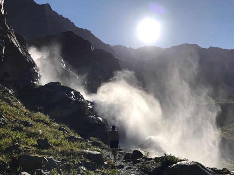 Klettersteig Pitztal : Klettergarten & klettersteig gletscherstube pitztal